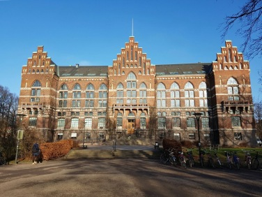 De universiteitsbibliotheek.