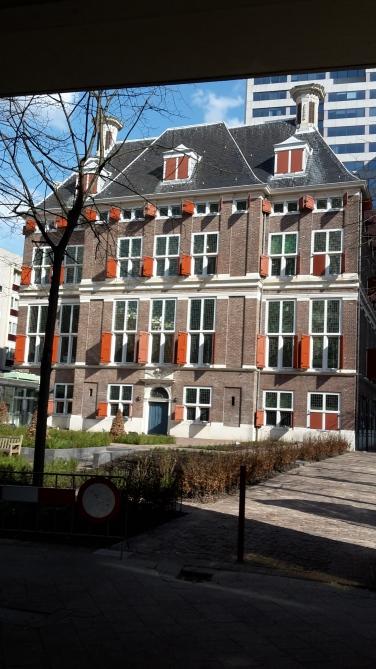 Het Schielandshuis waar Rotterdam Partners is gevestigd.