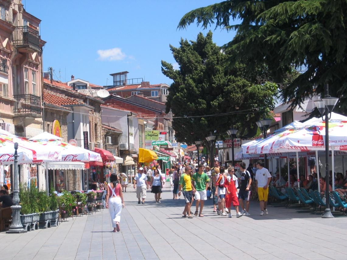 Centrum Ohrid