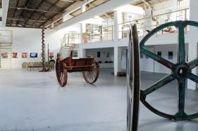 Het Bulembu Museum kent geen openingstijden. De sleutel kun je bij de lodge vragen. Bron: Kevin van Huët.