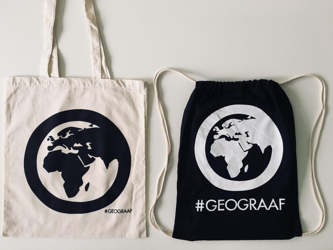 #GEOGRAAF-tassen