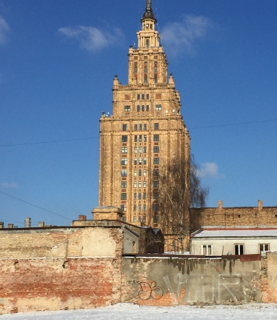 Stalin Tower