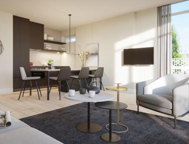 Latona Apartments.